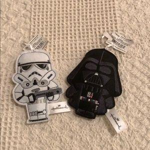 Brand new stormtrooper ornament